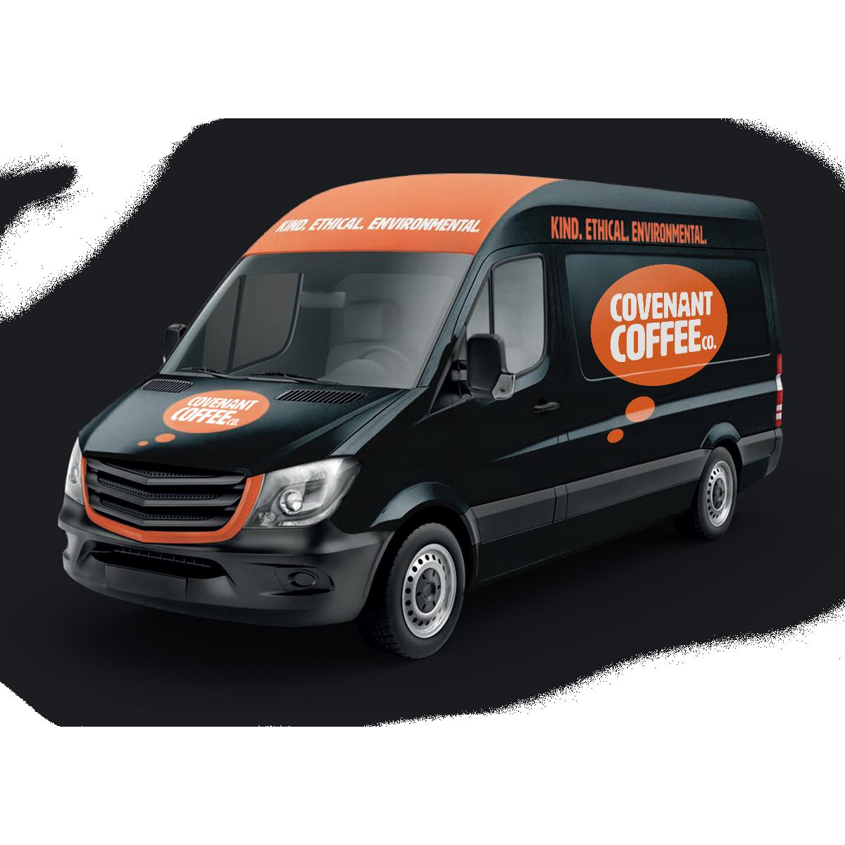 Covenant Coffee Van