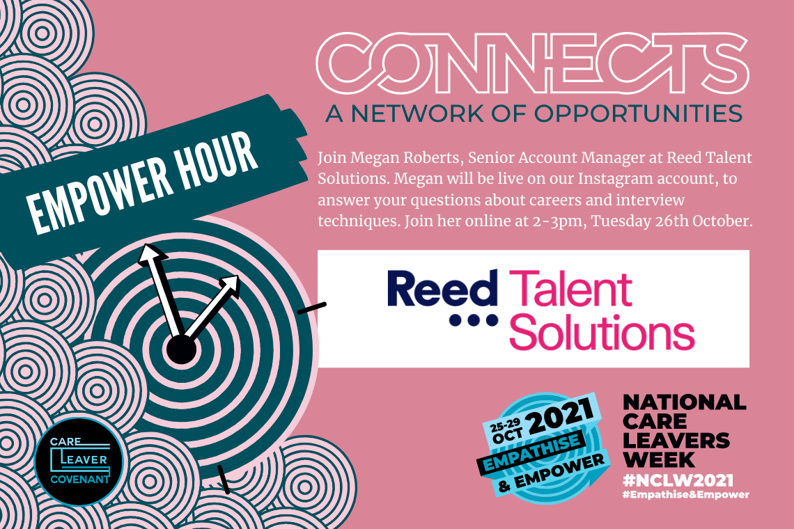 Empower Hour with Reed Talent Solutions
