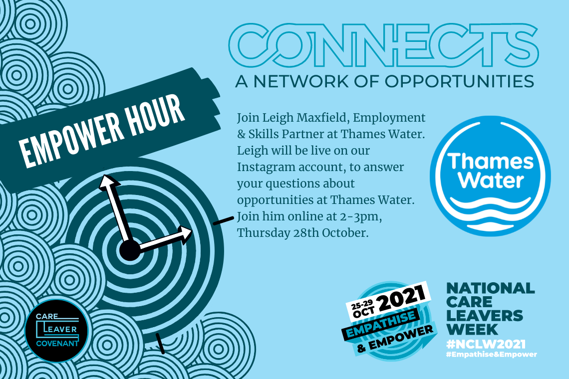 Thames Water Empower Hour