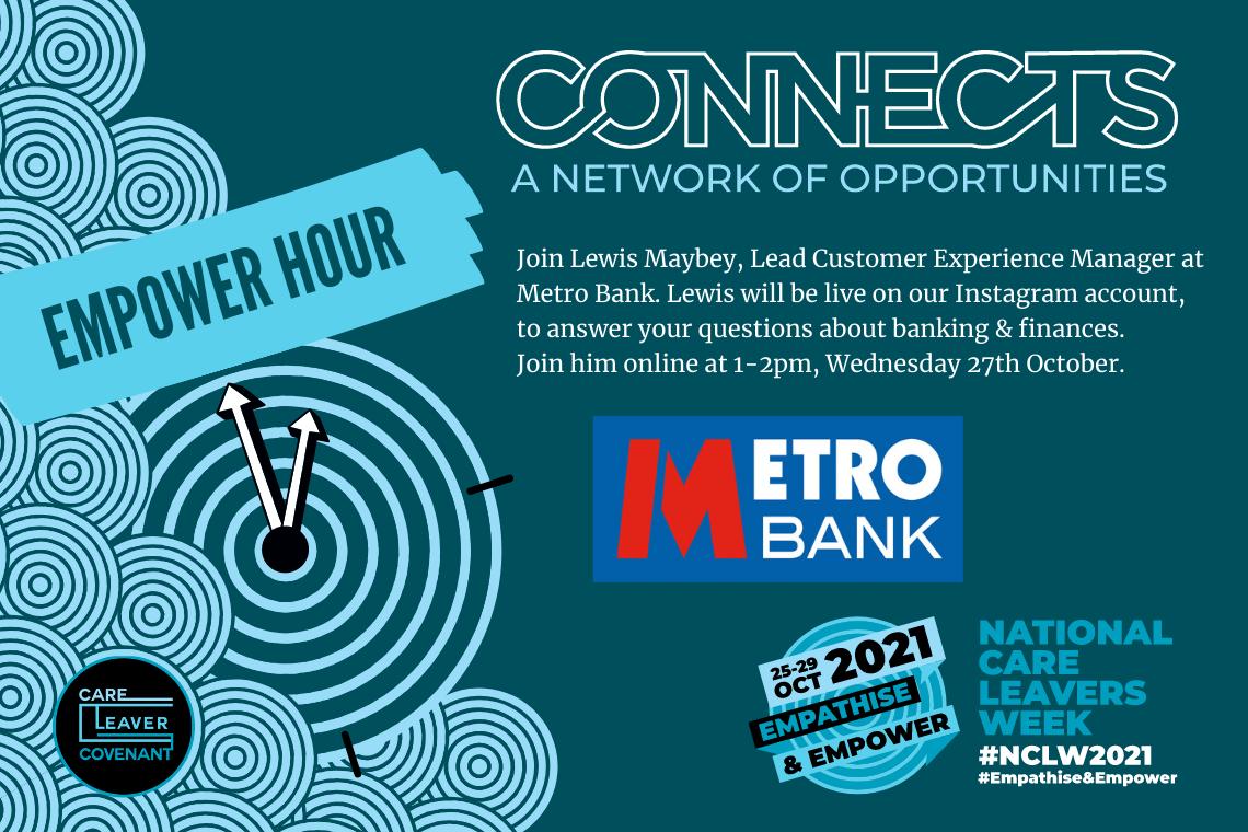 Metro Bank Empower Hour